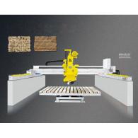 Автоматический окантовочный станок с ЧПУ (Laser Bridge Cutting Machine)