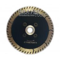 Алмазный круг для зачистки и резки Ф 110