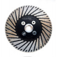 Алмазный диск для чистки и резки Ф 115 мм на Фланце М14 Multi