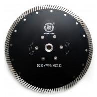 Алмазный диск 230 мм ( фланец) WanLong