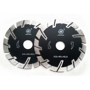 Алмазный диск 125 мм (для фигурной резки) WanLong