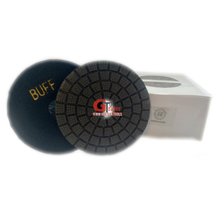Черепашка Баф 100 мм (Buff) Черный
