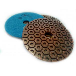 Черепашки алмазные для керамогранита с металлом