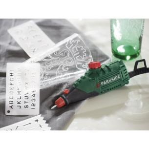 Гравер ударный Parkside PGG 15 C2