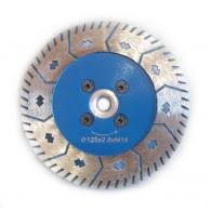 Алмазный зачистной (отрезной) круг 125 мм