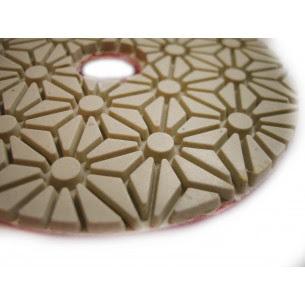 Комплект 4-х проходных алмазных кругов