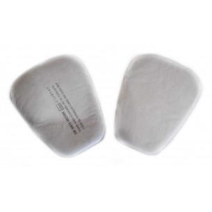 Фильтр пылезащитный для респиратор 3М и Сталкер 2