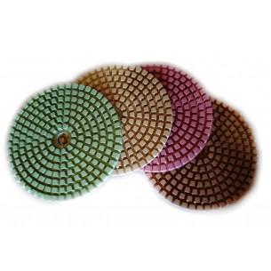 Алмазный шлифовальный круг для полировки диаметром 250 мм